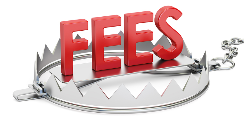 Voluntary repossession fees