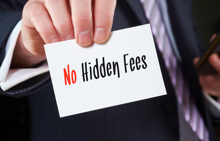 Selling houses fast — no hidden fees!