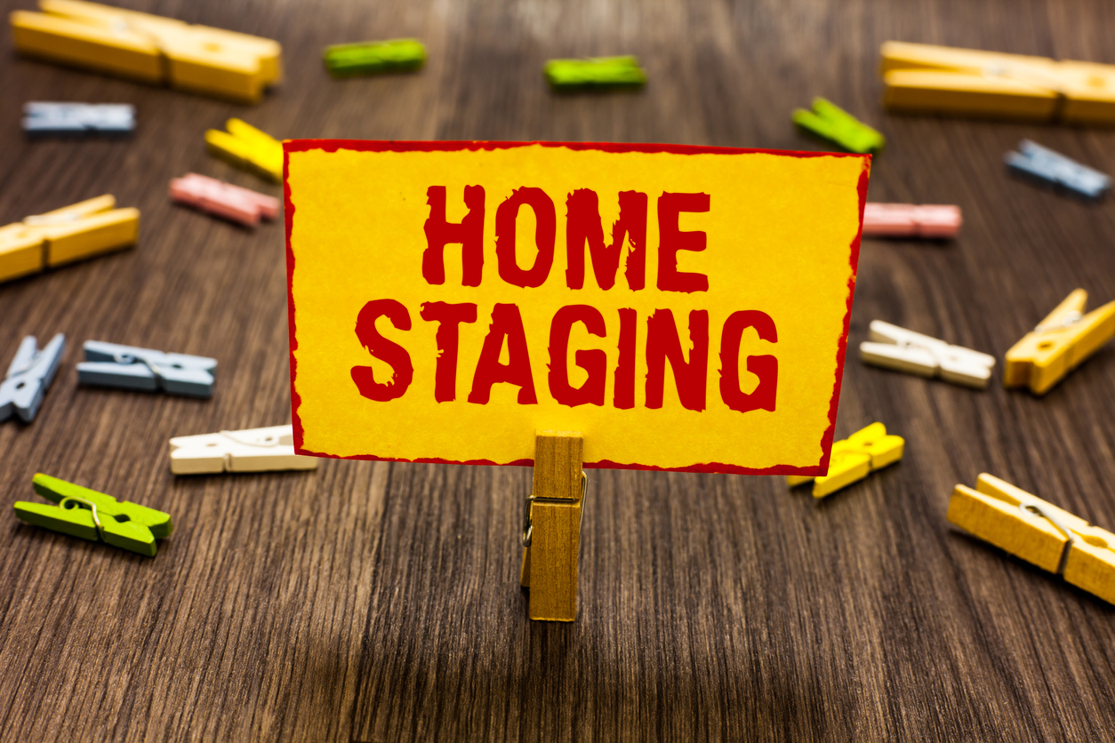 Home staging for first time house buyers