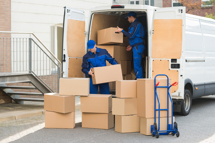 Costs of buying a house — removals