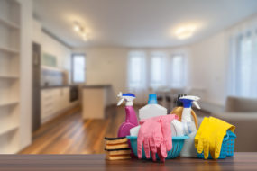 Spring cleaning for a fast house sale