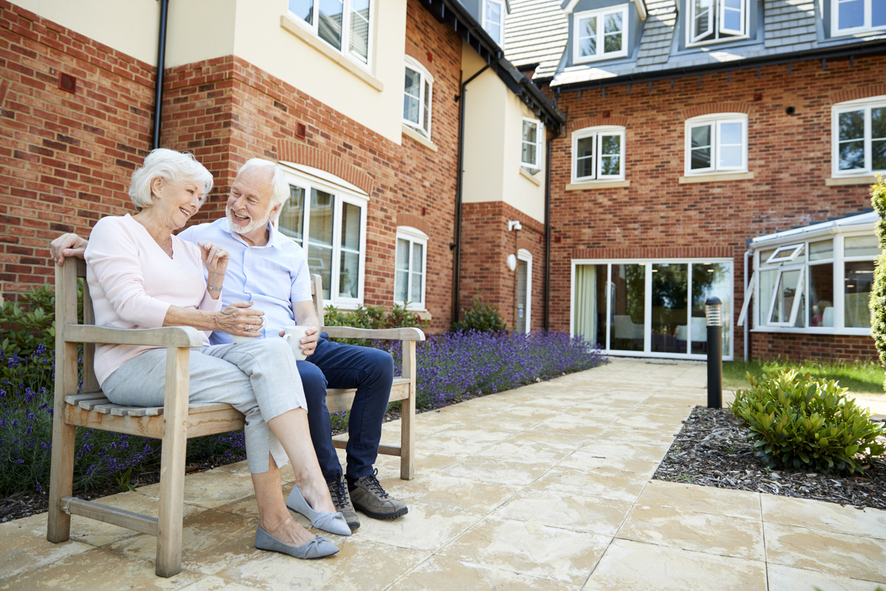 Moving into a Retirement Home — Top Tips