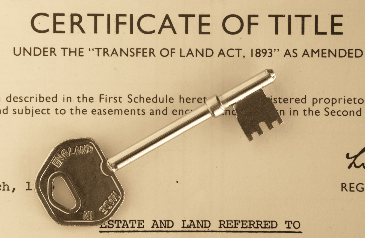 What Are Title Deeds? A Beginner's Guide